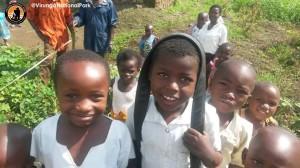 « Nous n'avons pas été préalablement informés de l'existence d'un contrat de partage de production du bloc V entre notre gouvernement et la compagnie pétrolière Soco, Pascal Muko de l'ONG EST œuvrant au Nord Kivu. Photo/Virunga Park