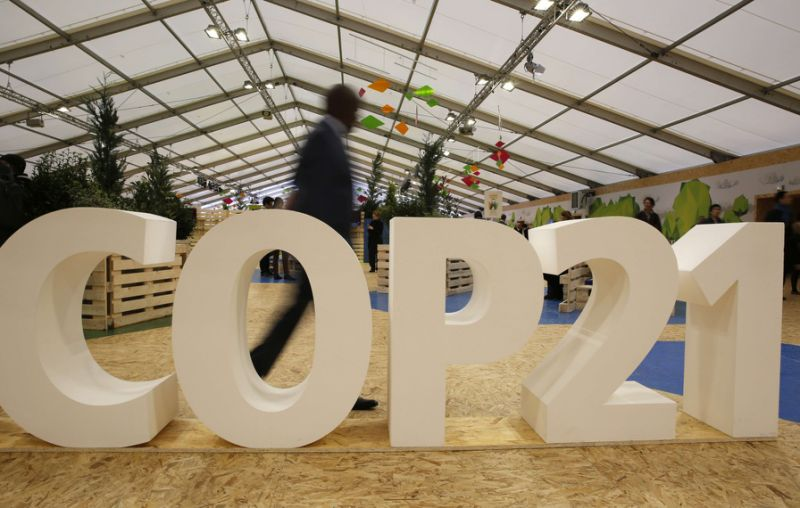 The negotiations at COP21 in Paris have not just been about climate change, but about our ability to act as a community of nations, says James Fahn, Director of the Earth Journalism Network (EJN) Photo/EJN