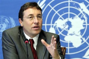 Achim Steiner, UNEP Executive Director