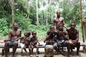 Peuple Pygmé de la RDC