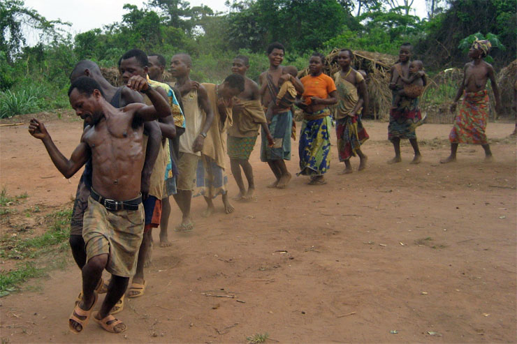 cultural research mbuti pygmy tribe Indigenous people of the rainforest  the term pygmy is a loose one and the people it  the population density of the mbuti tribe is only about one person to.