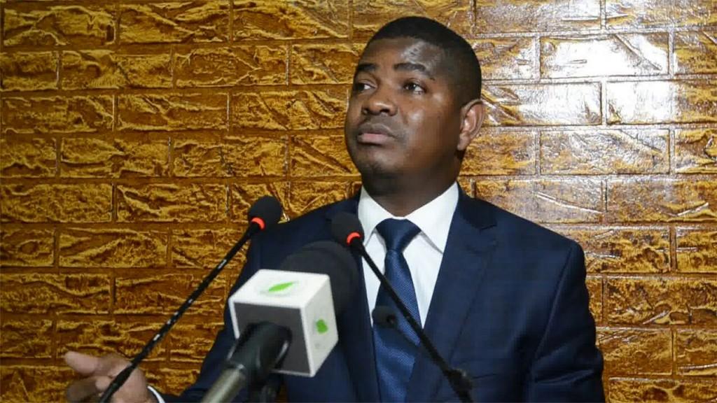 Bienvenu Liyota Ndjoli, l'ancien ministre congolais de l'environnement cité par Greenpeace
