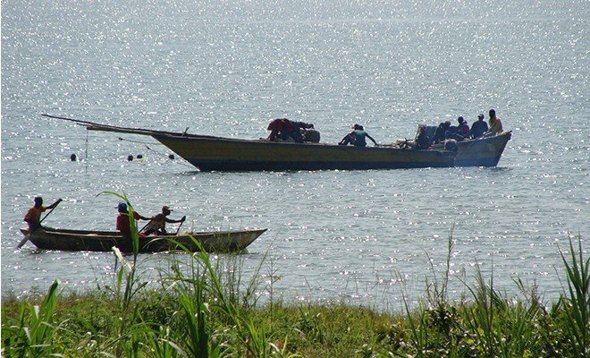 Pêcheurs artisanaux sur le lac Tanganyika