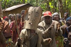 Peuples autochtones dans la réserve d'Itombwe en RDC