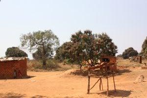 Le village de Shitalembo ne compte plus que 10 maisons