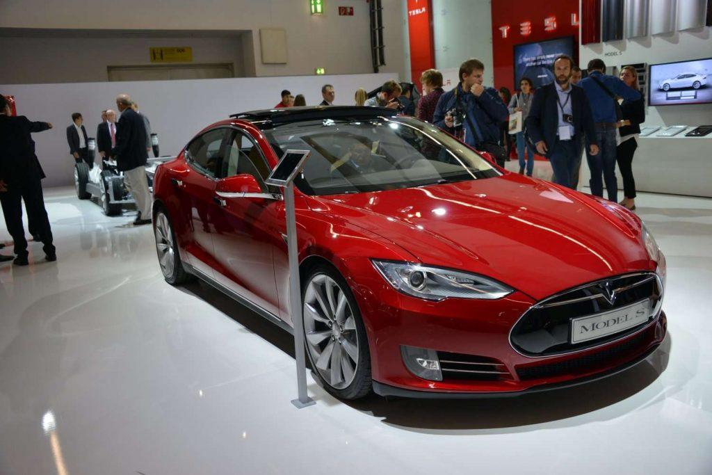 Voiture électrique Tesla model S
