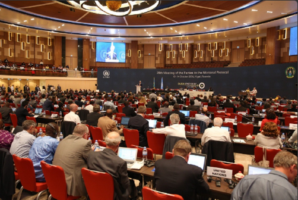 The deal done in Rwanda on Saturday will cut greenhouse gases. Photo credit/theThirdpole.net