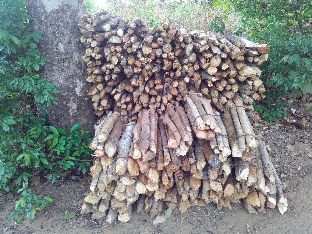 fagots de bois a vendre