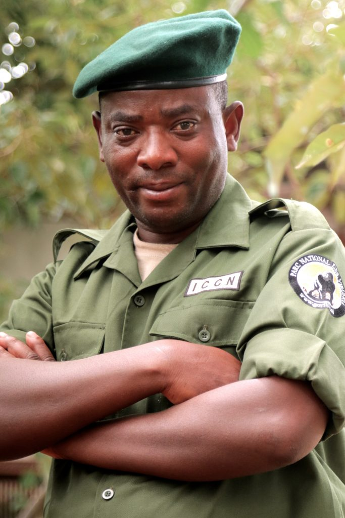 In 2003, Katembo became a ranger at Virunga National Park and developed a reputation for high integrity and exceptional leadership.