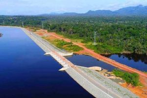 Environment critics say it is environmentally unwise to concentrate a series of dams along the Sanaga river.