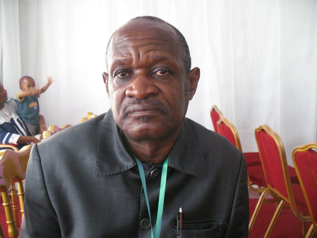 Coordonnateur régional Afrique centrale du CIFOR